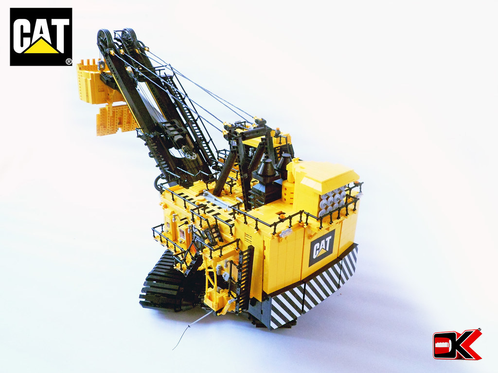 lego 42055 b model instructions