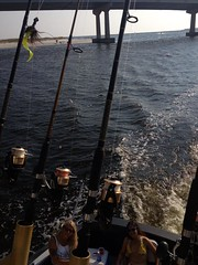 Heading out to the Fishing grounds (saltydogfishingcharters) Tags: