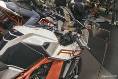 Motodays '14 200 (grigioscuro) Tags: roma ktm motorbike moto motorcycle inverno fiera 2014 1190 fieradiroma rc8 lc8 motodays rc8r 175cv motodays14