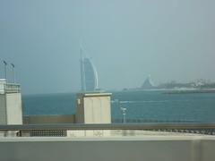 Burj-al-Arab Statue (m_artijn) Tags: statue al dubai palm arab jumeirah burj