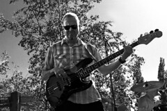 Bass Man Colin (Trev Earl) Tags: canon livemusic performance liveband 50d cosgrovepark lserieslens