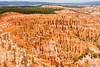 Hoodoos of Bryce Canyon (cindytaylor) Tags: red rock utah hiking redrock brycecanyon inspirationpoint pinnacles hoodoos rockformations ampitheatre geologicalstructures