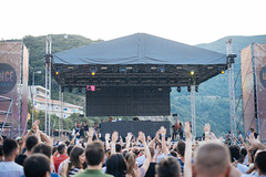Crowd @ Sea Dance Festival 2015 (Sea Dance Festival) Tags: beach festival jaz montenegro budva seadance