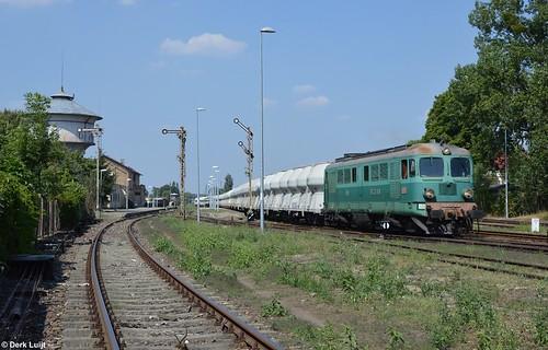 PKP Cargo ST43 358, Międzyrzecz, 4-8-2015 12:10