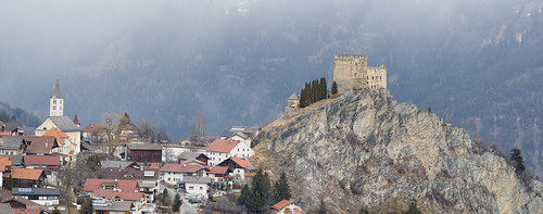 Burg Laudegg - Ladis, Tirol