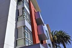 Open Window (AntyDiluvian) Tags: california losangeles la santamonica facade architecture building openwindow