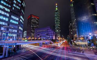 Taipei Street Light.