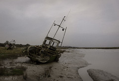 Ship wreck (neil t3) Tags: nex7 liverpool thewirral