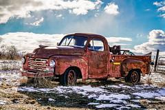 Rusty Survivor - A 1949 Studebaker Pickup's Story (Rustic Lens Photography) Tags: 1949 automobile automobilia classic photography pickup rusty studebaker truck vintageclassicoldpickuprustrustystudebakertruckvintage