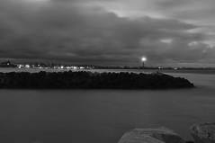 Evening Lights Kings Cliff NSW (andrewdavis15) Tags: northernriversnsw kingscliff coast