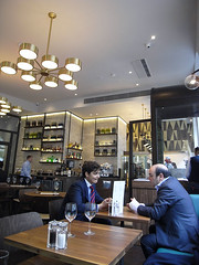 Panino Giusto @ Royal Exchange, Bank (everydaylife.style) Tags: uk italy milan london modern lunch restaurant design cafe italian unitedkingdom interior thecity bank sandwich chain royalexchange sandwiches  cheeses cityoflondon wines  panino caprese              charcuteries paninogiusto     royalexchangebuildings    stuzzico
