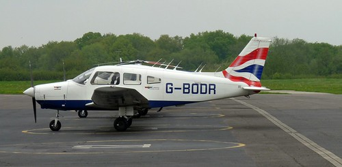 Piper PA-28-161 Cherokee Warrior II G-BODR