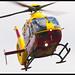 EC-135 - G-HBOB - Air Amulance