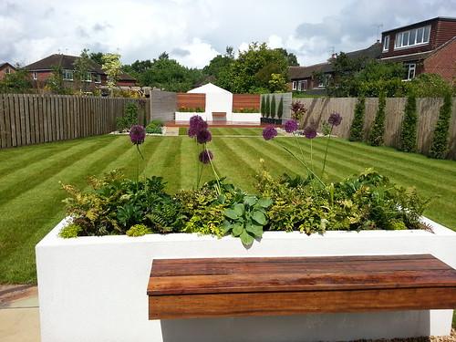 Landscaping Wilmslow Modern Garden Image 11