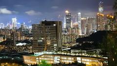 HK night view (Kurt Lee) Tags: hk night g 45 nex