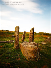 Standing Stones (ScudMonkey) Tags: canon landscape standingstones ruin slowshutter abandonded derelict remains northyorkshire manfrotto 6d hayloft ef1740mmf4l nd1000 nd110 804rc2 snilesworth 055xprob c2013paulbradley