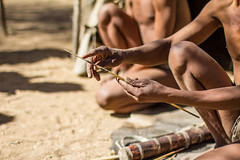 The Fletcher (Vincent Swanepoel) Tags: africa nature san wildlife tribe namibia khoi bushmen khoisan