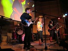 IMG_4356 (NYC Guitar School) Tags: nyc guitar school performance rock teen kids music 81513 summer camp engelman hall baruch gothamist plasticarmygirl samoajodha samoa jodha