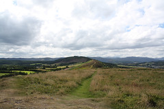 Knockfarrel, Vitrified Iron Age Fort. (Shandchem) Tags: stone scotland iron for