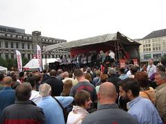Fan Day du RFC Lige, Place St Lambert, 24/8/2013 (RFC LIEGE PICTURES) Tags: saint club fan football day place royal des fans lambert fc liege luik supporters journe lige rfc lttich luttich rfcl ligeois