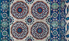 Istanbul-Turkey (ayhanaltun) Tags: turkey tile muslim prayer religion istanbul images mosque east dome getty ottoman middle islamic spritual iznik minater