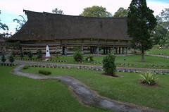 King's house in Pematang Purba