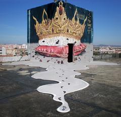Violant + Regg (VIOLANT3) Tags: street art portugal violant muralism regg