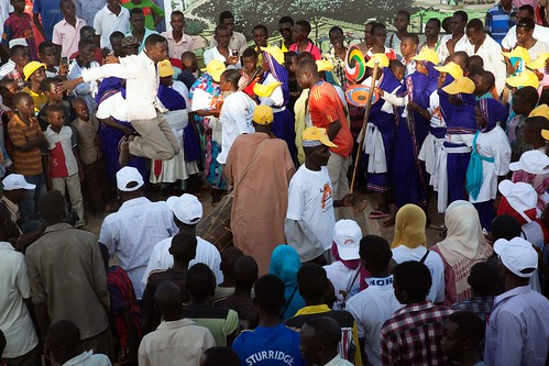 Launching of The UNAMID Radio Serial Drama