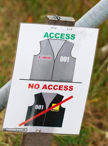Canon vs. Nikon: Circuit Park Zandvoort has spoken!