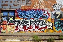 REKN, MEATS (STILSAYN) Tags: california graffiti oakland bay area meats 2013 rekn