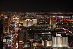 The Strip (Maillekeule) Tags: las vegas nevada casino strip stratosphere