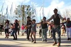 Tecnópolis baila! (Tecnopolis Argentina) Tags: plaza argentina buenosaires baile belgrano baila villamartelli msica