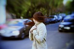 m street (foxwwweb) Tags: girl lensbaby pentax smooth  2013 pentaxk01