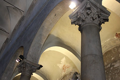 IMG_2905.jpg (She Curmudgeon) Tags: window crucifix column romanesque sanmartino