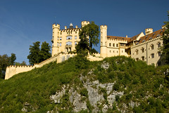 Hohenschwangau Castle Bavaria, Germany (Mal B) Tags: alps castle germany border ii richard schloss ludwig wagner austrian bavarian fussen hohenschwangau fssen inthedistrictofostallgu fstlesbavaria inthedistrictofssenneuschwansteinandhohenschwangaucastlesbavaria fssenneuschwansteinandhohenschwangaucastlesbavaria hohenschwangaucastlebavaria