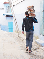 CHEFCHAOUEN- (easycheneasy) Tags: morocco day8 chefchaouen