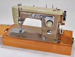 Brother zick zack (nippyengineer) Tags: vintage jones sewing machine sewingmachine zickzack