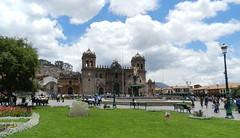 Catedral del Cuzco o Catedral Baslica de la Virgen de la Asuncin - Plaza de Armas - Peru Patrimonio de la Humanidad UNESCO 27 panoramica (Rafael Gomez - http://micamara.es) Tags