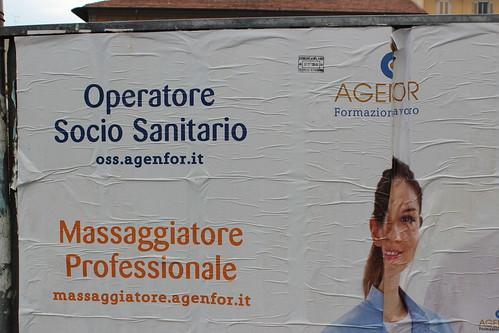 Massaggiatore Professionale