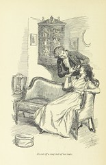 """British Library digitised image from page 72 of """"Sense and sensibility"""""""