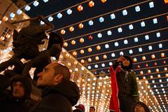 Torino, 9 dicembre 2013 (ironicmoka - The catcher in the eye) Tags: torino police strike piazza turin carabinieri polizia manifestazione sciopero 9december manifestanti forconi 9dicembre