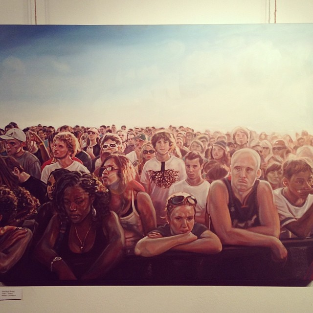 David Rejas @Antica #arte #art #arteenlima #artinlima #artist #artista