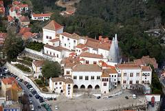 Portugal - Sintra (Nailton Barbosa) Tags: portugal sintra europa palcio da pena palace nikon d80             palais de    portogallo palazzo    portugalija penos rmai palatium     portugalia paac palatul     portugalsko