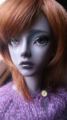 Withdoll babeh no.2 <3 (~Because You're Here~) Tags: ball doll mai bjd jointed withdoll