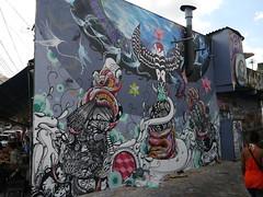 herbert Baglione, Fefe Talavera, highraff, boleta, Milo Tchais, Ndrua (Beco do Batman, Vila Madalena, São Paulo, Brazil, Feb2014) (FRED (GRAFFITI @ BRAZIL)) Tags: street brazil art brasil graffiti toes kep arte sãopaulo caps rita leon sampa sp pato dag mois ise viva ras mauro kaleb remo brésil grafite danone ignoto osgemeos davila vulva chivitz rmi binho zeis coletivo feik goms magrela uip cranio enivo minhau sliks highraff dalata finok alexsenna parquedoscorujas