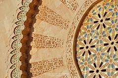 Casablanca. Hassan II Mosque. Geometry (Juan C. Ga