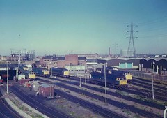 Saltley 1983 (winterbournecm) Tags: