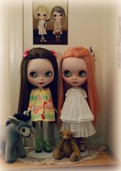 Blythe girls