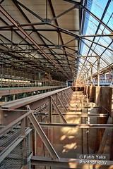 Weltkulturerbe Vlklinger Htte (Fatih Yaka Photography) Tags: slr architecture nikon industrial dslr industrie vlklingen spiegelreflex afsdxnikkor18105mmf3556gedvr nikond7100