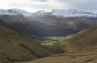 Hartsop and the Eastern Fells, Lake District National Park, Cumbria, UK